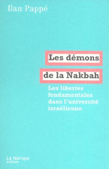 Les démons de la Nakbah