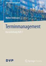 Terminmanagement  - Walter Volkmann
