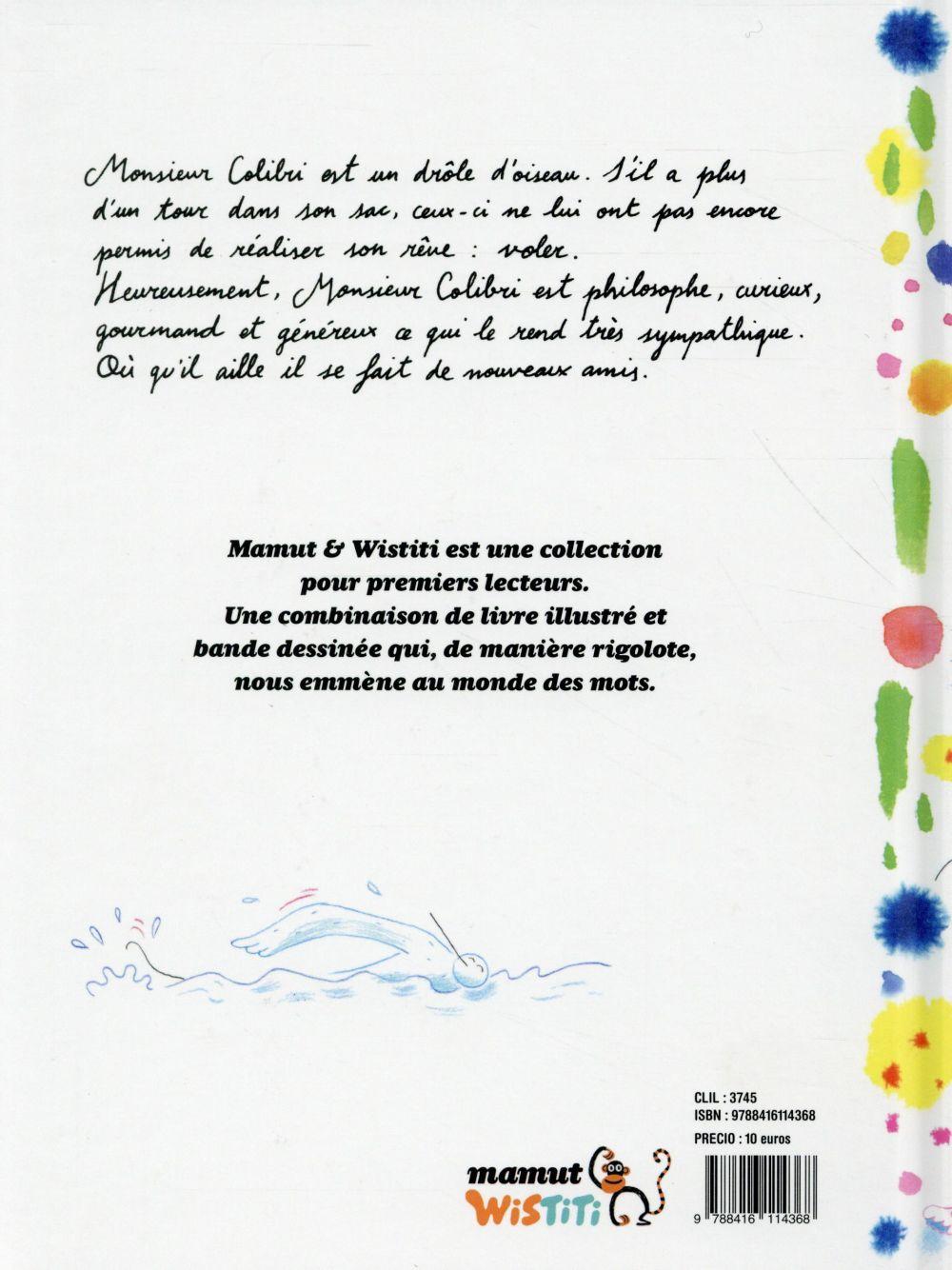 Monsieur Colibri