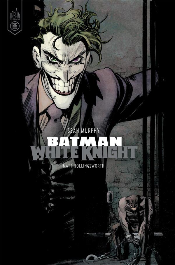 MURPHY, SEAN - BATMAN WHITE KNIGHT - TOME 0