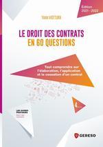 Vente Livre Numérique : Le droit des contrats en 60 questions  - Yann Mottura