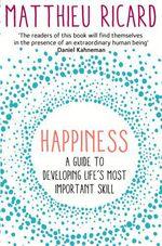Vente Livre Numérique : Happiness  - Matthieu Ricard