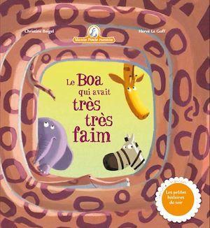 Mamie Poule raconte T.15 ; le boa qui avait très faim