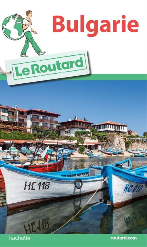 Guide du Routard ; Bulgarie