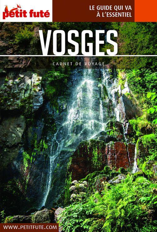Vosges 2020/2021 Petit Futé  - Dominique Auzias  - Jean-Paul Labourdette