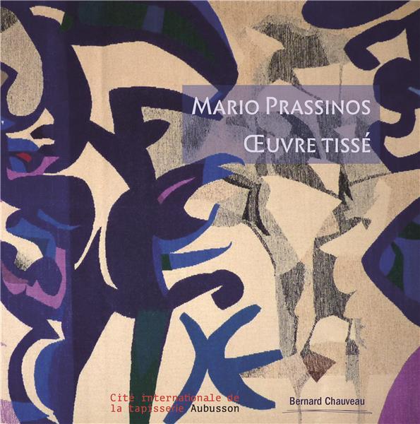 Mario Prassinos ; oeuvre tissé