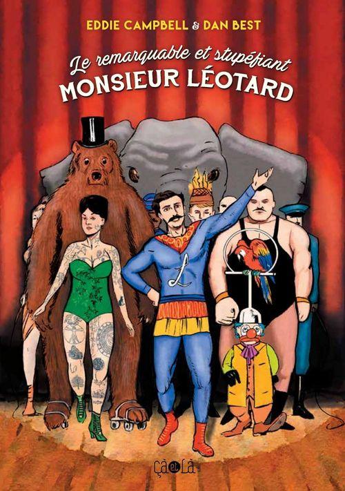 Le remarquable et stupéfiant M. Léotard