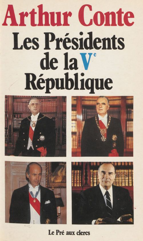 Les presidents de la 5e republique