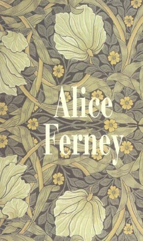 Coffret Alice Ferney
