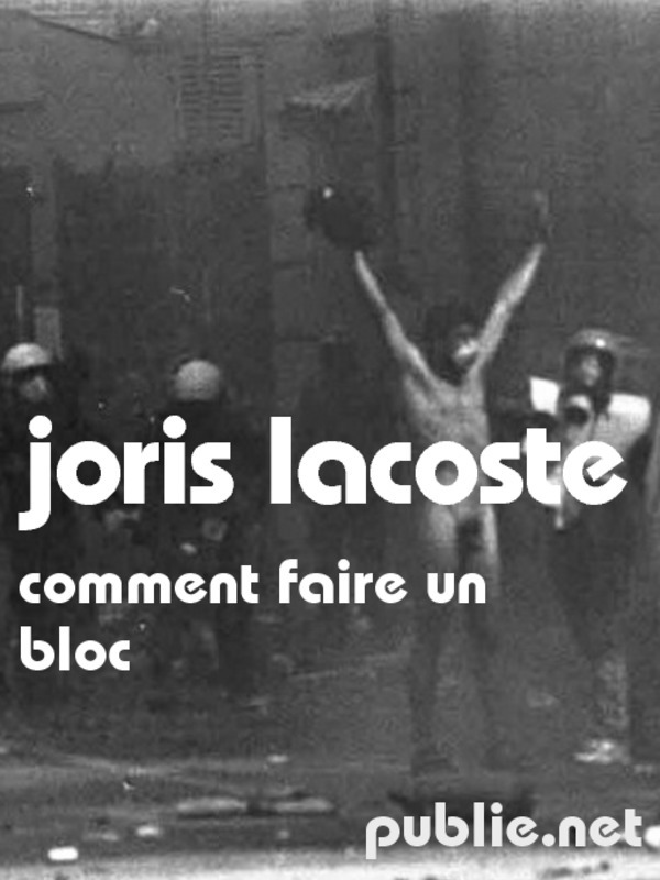 Comment faire un bloc