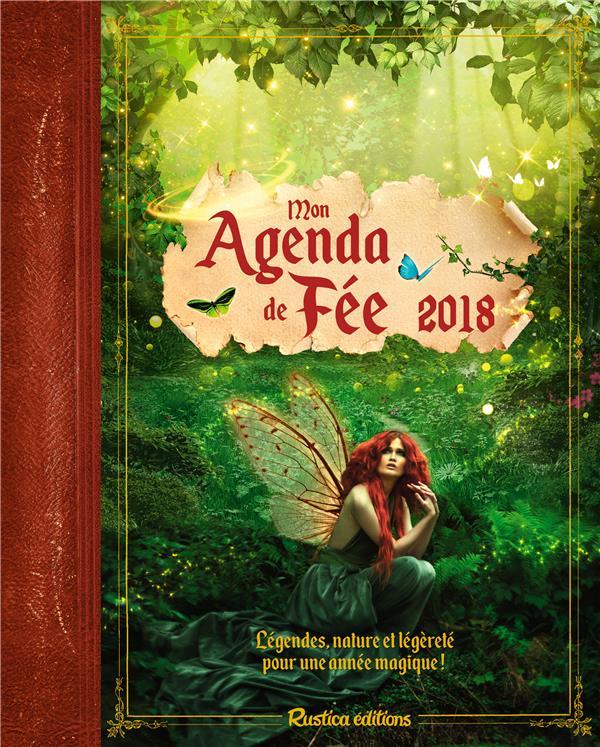 Mon agenda de fée (édition 2018)
