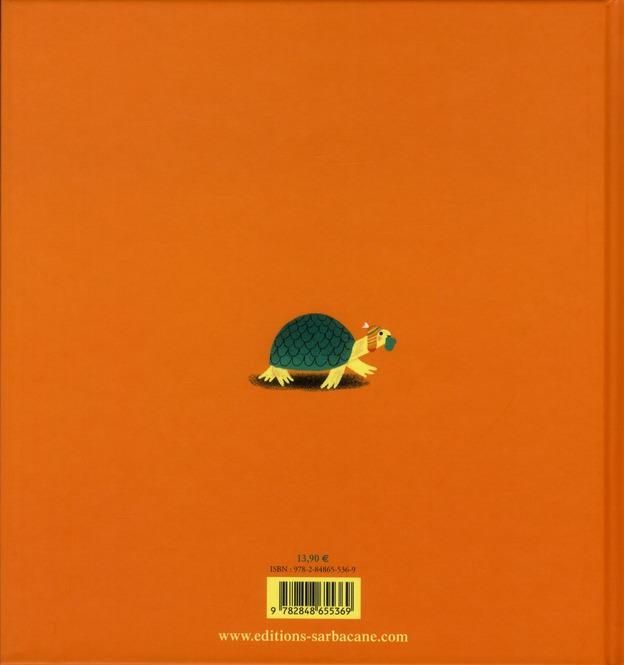 Sous ma couverture vit une tortue