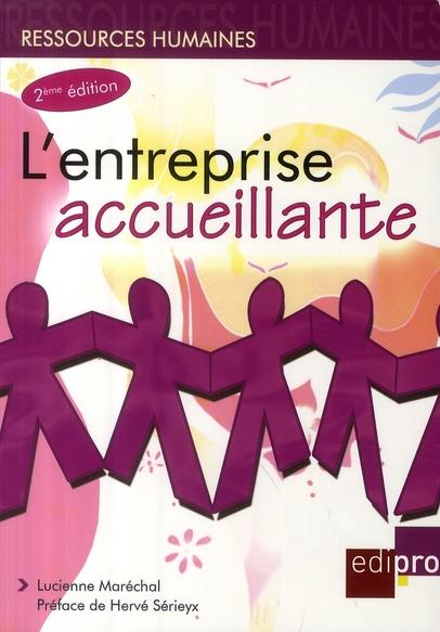L'Entreprise Accueillante (2e Edition)