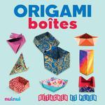 Origami ; boîtes