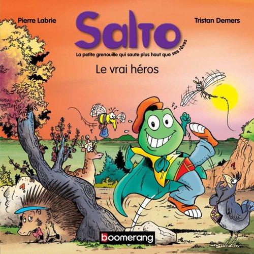 Salto v. 02, le vrai heros