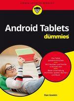 Vente Livre Numérique : Android Tablets für Dummies  - Dan Gookin