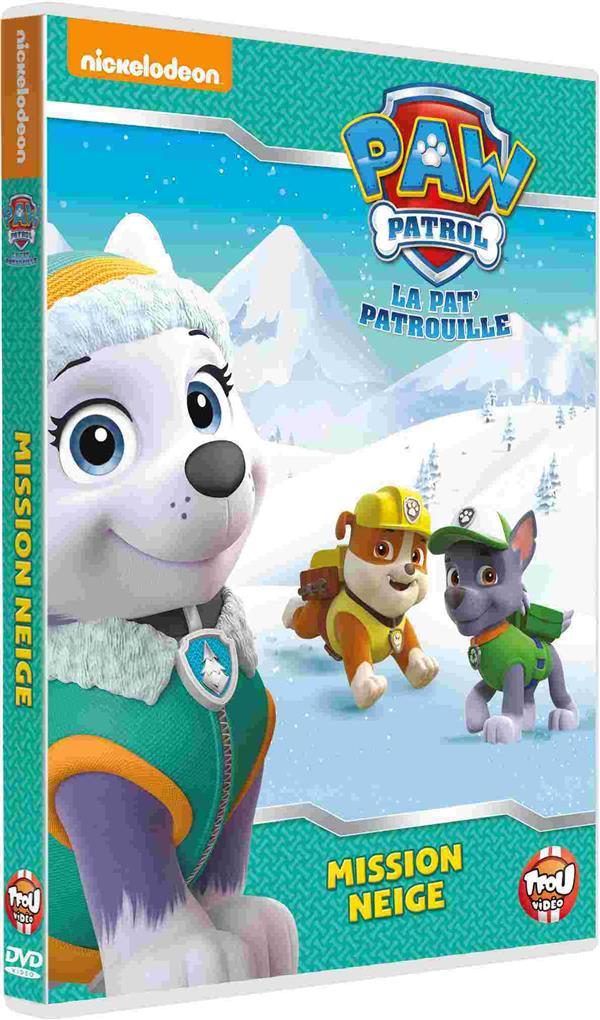 La Pat Patrouille Vol 13 Mission Neige