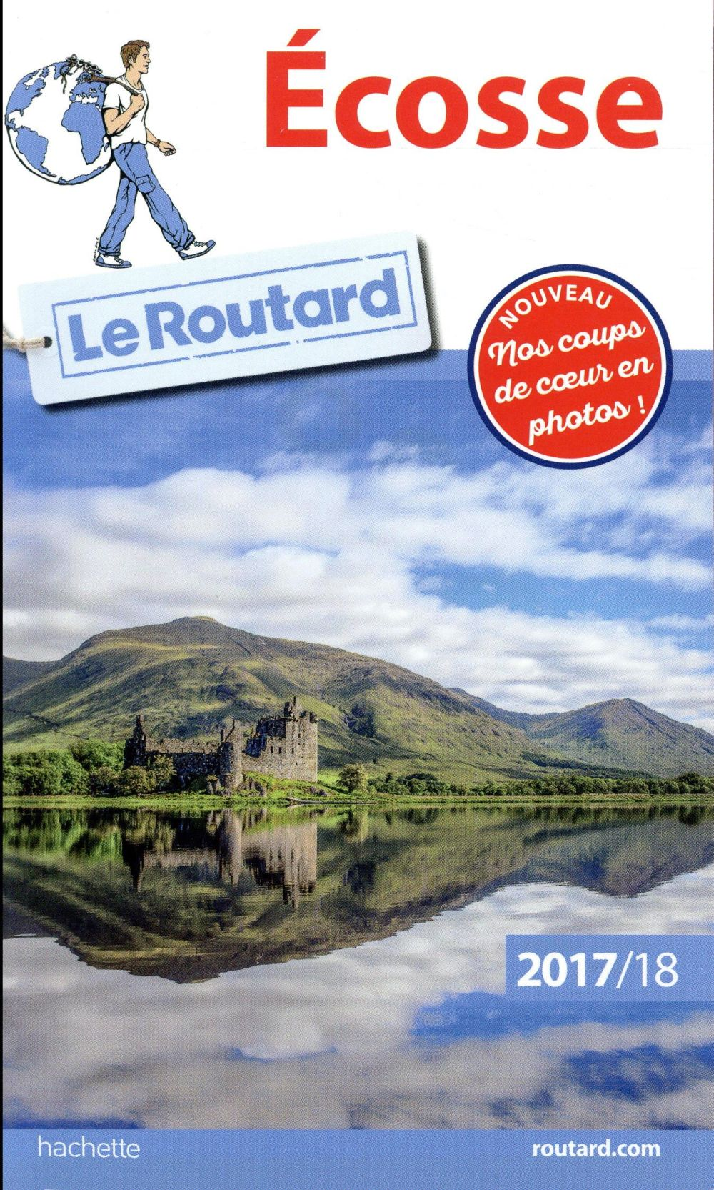 Guide du Routard ; Ecosse (édition 2017/2018)