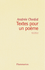 Vente EBooks : Textes pour un poème  - Andrée CHEDID