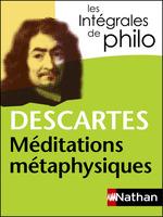 Vente Livre Numérique : Descartes ; méditations métaphysiques  - André Vergez - Christine Thubert - Descartes