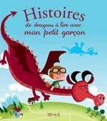 Vente EBooks : Histoires de dragons à lire avec mon petit garçon  - Elisabeth Gausseron - Patrick Morize