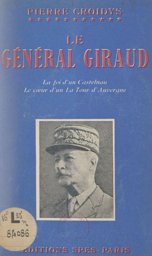 Le Général Giraud