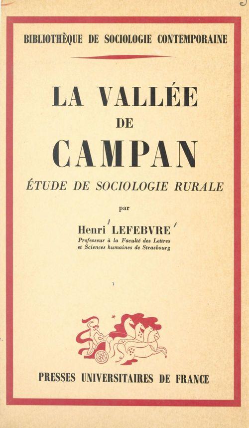 La vallée de Campan