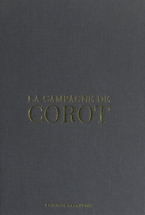 La campagne de Corot