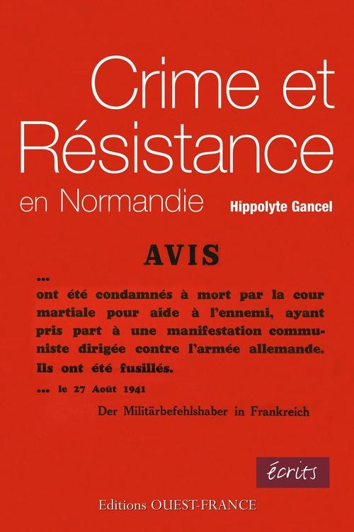 Crime et résistance