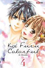 Vente Livre Numérique : Koi furu colorful T04  - Ai Minase