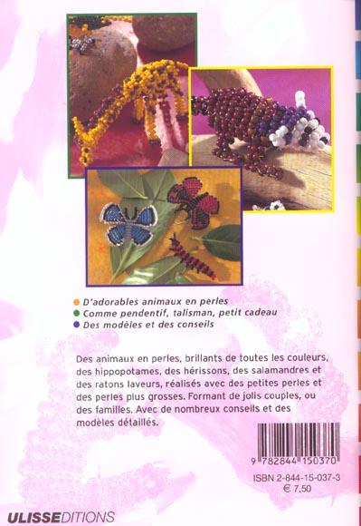 Koala et colibri : des animaux en perles, multicolores et souples