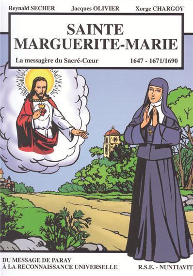 Sainte Maguerite-Marie