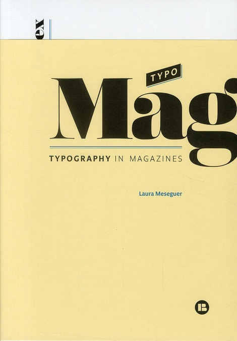 Typo mag ; typography in magazines