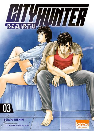 City Hunter - rebirth T.3