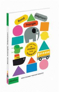 rond, triangle, éléphant
