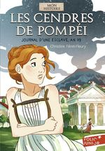 Vente Livre Numérique : Les cendres de Pompéi  - Christine Féret-Fleury