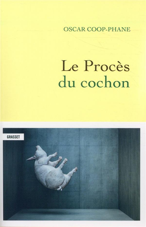 LE PROCES DU COCHON