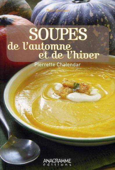 soupes de l'automne et de l'hiver