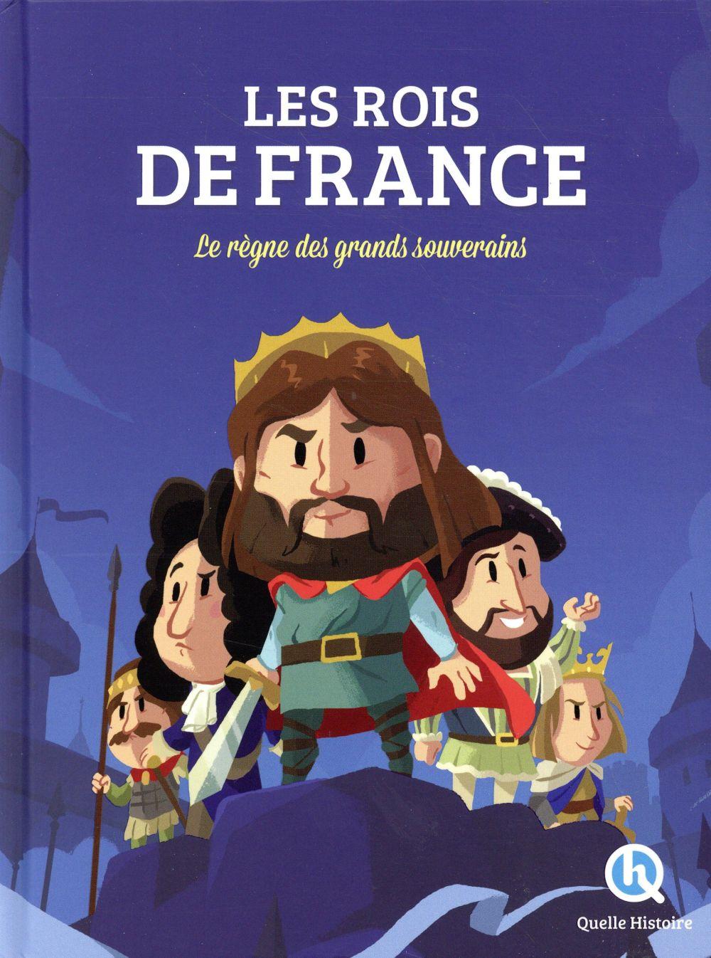 LES ROIS DE FRANCE V. BARON CLEMENTINE