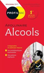 Profil - Apollinaire, Alcools  - Pierre Lartigue - Pierre Lartigue - Claude Morhange-Begue - Pierre LARTIGUE - Claude Morhange - Bégué