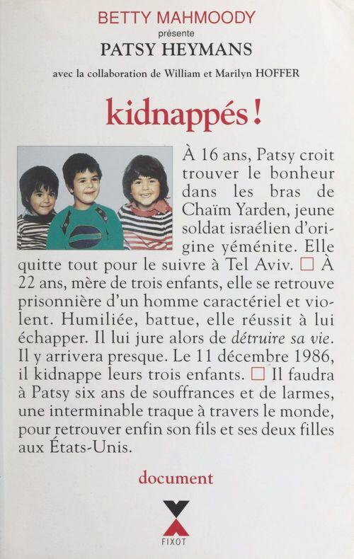 Kidnappés !