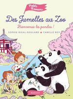 Vente Livre Numérique : Des jumelles au zoo : Bienvenue, les pandas !  - Sophie Rigal-Goulard