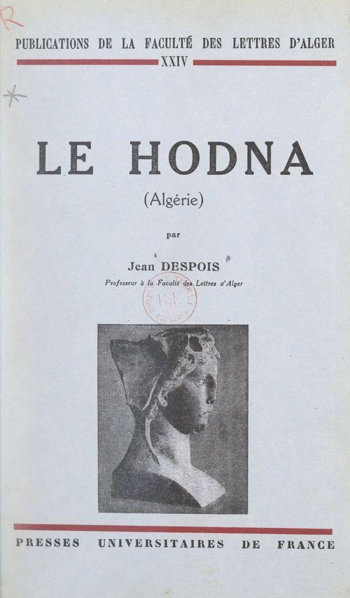 Le Hodna, Algérie