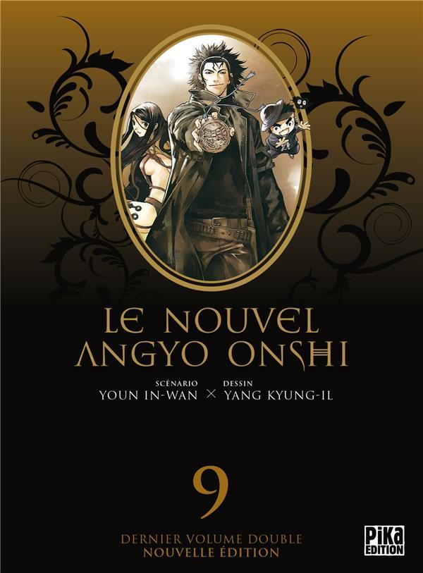Le nouvel Angyo Onshi ; INTEGRALE VOL.9 ; t.17 et les origines
