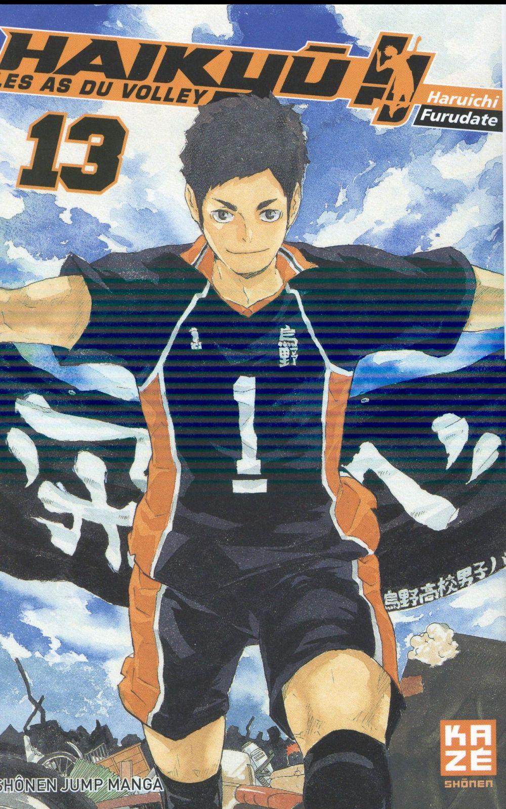 Haikyu !! Les As Du Volley T.13