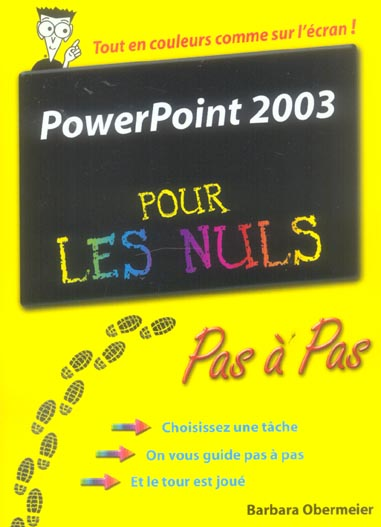 Powerpoint pour les nuls (édition 2003)