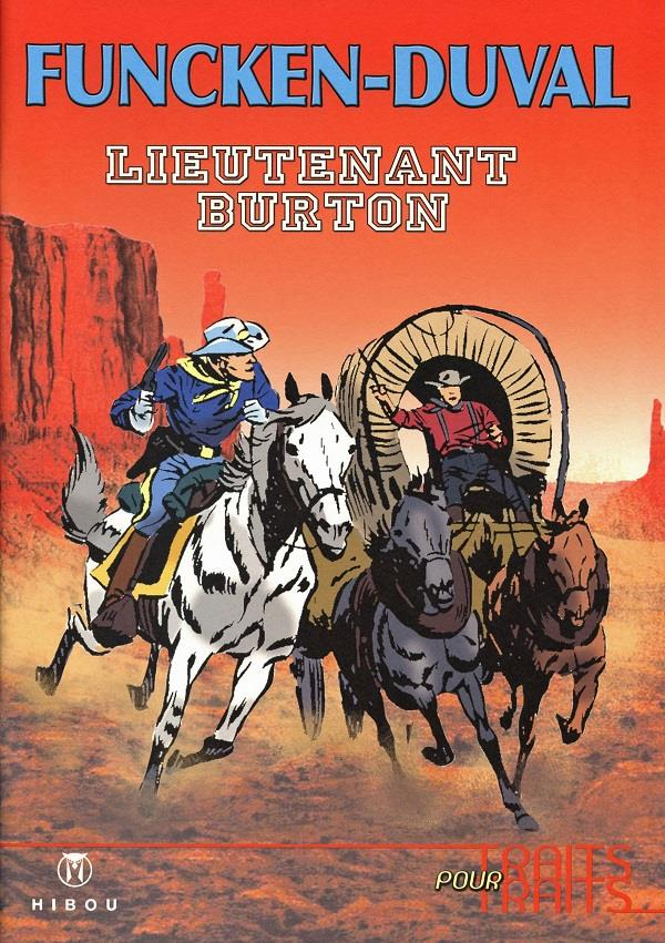 Lieutenant Burton t.1