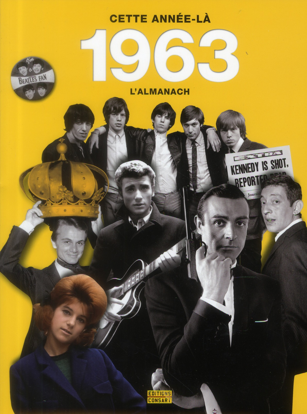 Cette année-là, 1963, l'almanach