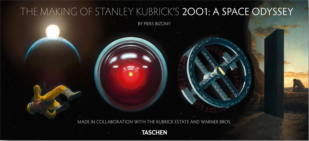 The making of Stanley Kubrick's '2001: a space odyssey