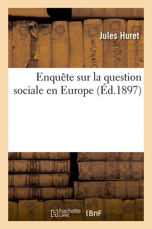 Enquete sur la question sociale en europe (ed.1897)